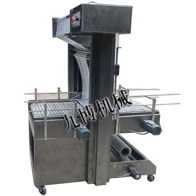 直线型套膜机